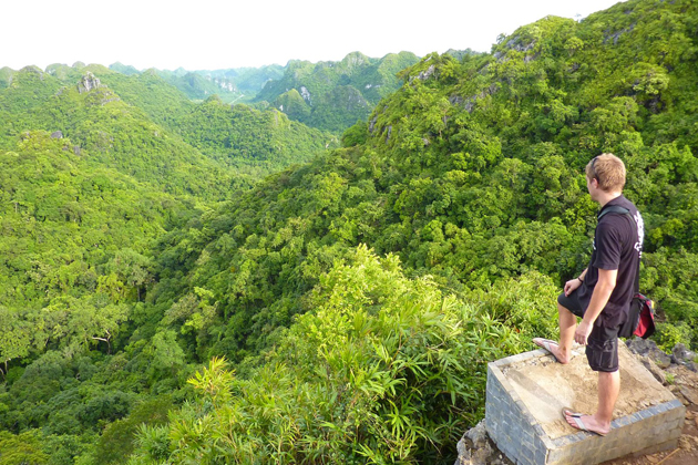 Cat Ba National Park in Hai Phong, Tour, Cozy Vietnam Travel