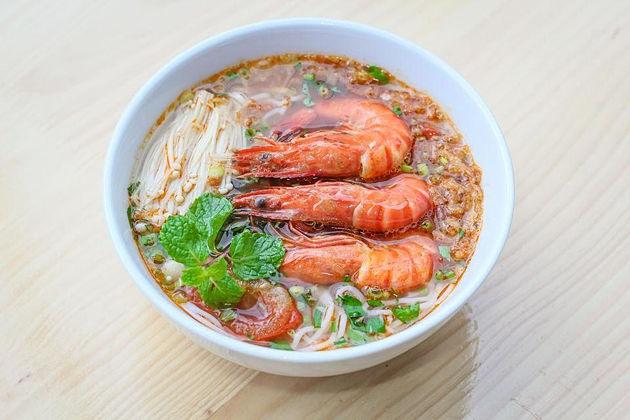 Chau Truc Shrimp Noodles, Vietnam, Quy Nhon, Cozy Tour