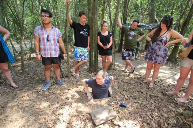 Cu Chi Tunnels, Ho Chi Minh City Tours, Cozy Vietnam Travel