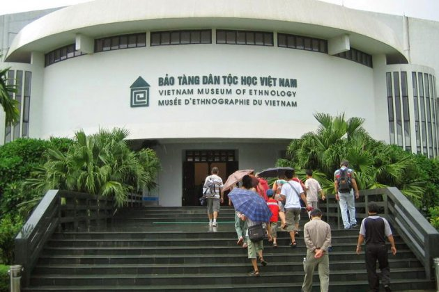 Ethnology museum Vietnam, Hanoi City Tours, Vietnam Package Tours, Cozy Vietnam Travel