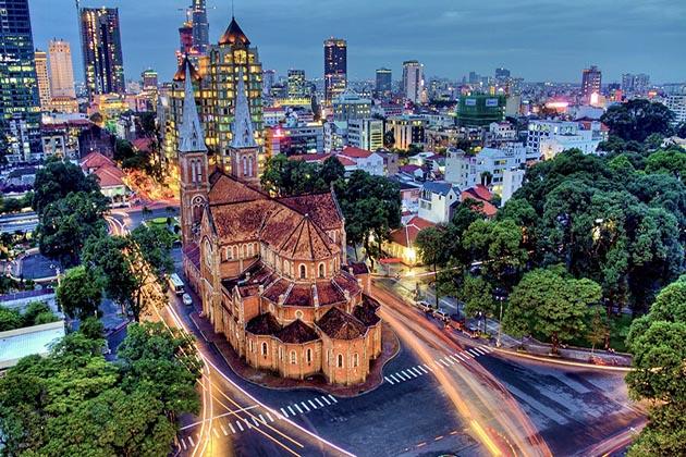 Duc Ba Church, Saigon City Tours, Cozy Vietnam Travel