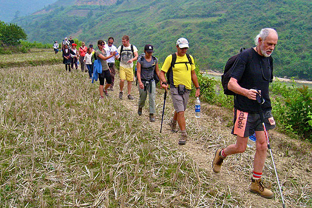 Walking Tour, Sapa Tours, Cozy Vietnam Travel