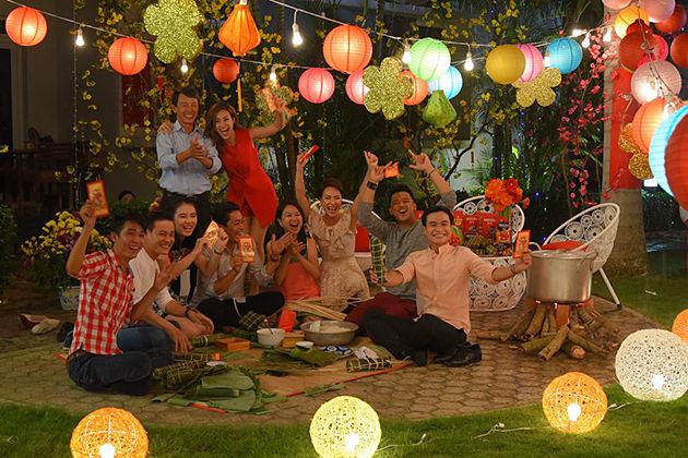 Enjoy Tet Holiday, New year, Vietnam, Cozy Tour