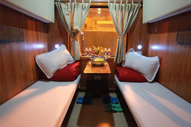 Night Train to Lao Cai, Sapa Package Tours, Cozy Vietnam Travel