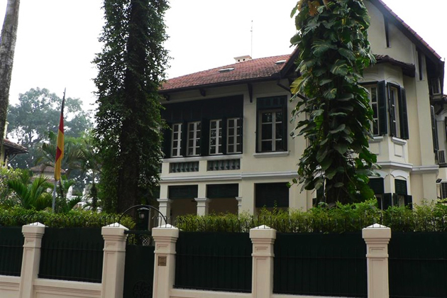 German Consulate in Ho Chi Minh, Consulate, Cozy Vietnam Travel