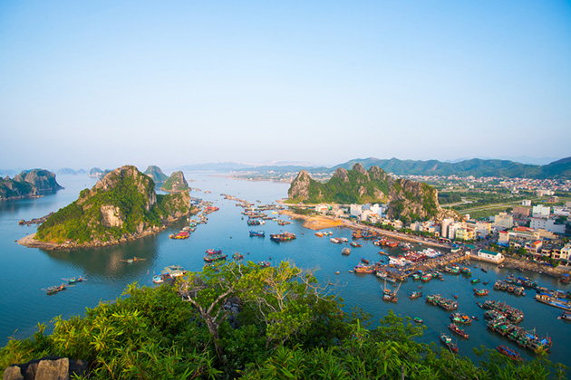 Halong Bay Overnight Cruise, Halong Bay Tours, Cozy Vietnam Tours