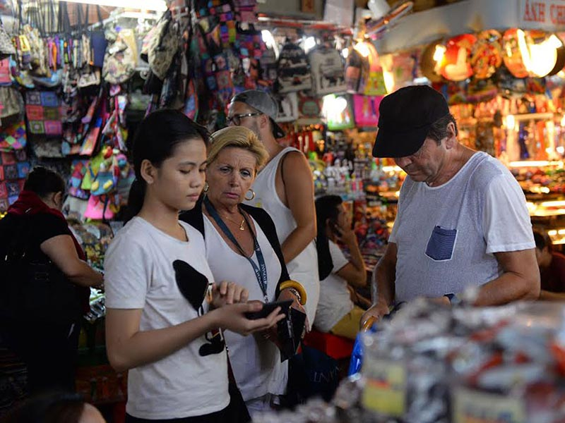 Han Market Da Nang, Da Nang Tours, Cozy Vietnam Travel