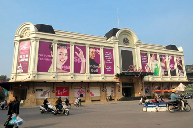 Hang Da Galleria Shopping Mall in Hanoi, Travel, Cozy Vietnam Travel
