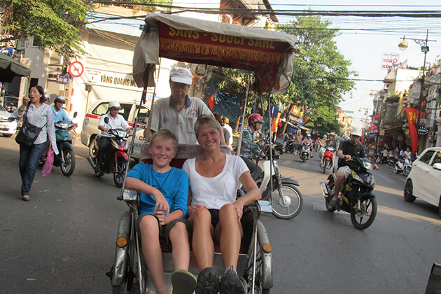 Hoi an Cyclo Tours, Hoi an City Tours, Cozy Vietnam Travel