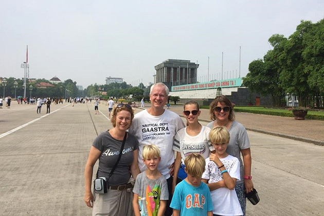Hanoi Family City Tours, Cozy Vietnam Travel