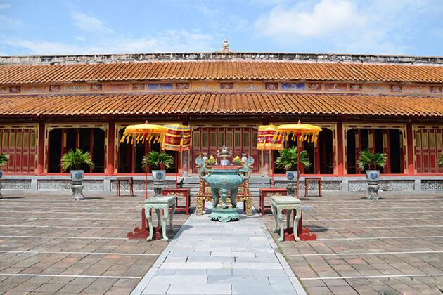 History Of Hue Citadel, Hue city tour, Vietnam Cozy Travel