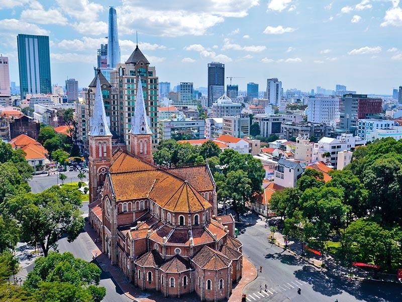 Hochiminh City,Hochiminh Tours, Cozyvietnam Tours, Vietnam Tours