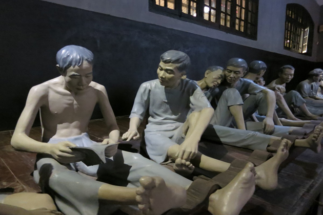 Hoa Lo Prison, Hanoi City Tours, Cozy Vietnam Package Tours