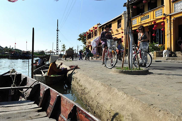 Hoi an Cycling Tour, Cozy Vietnam Travel