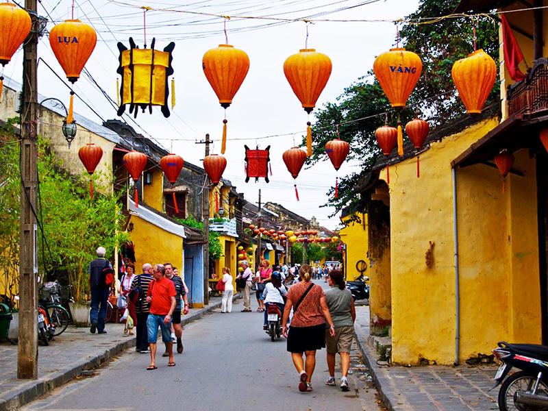 Hoian Old Quarter, Hoian City Tours, Cozy Vietnam Travel, Vietnam Tours