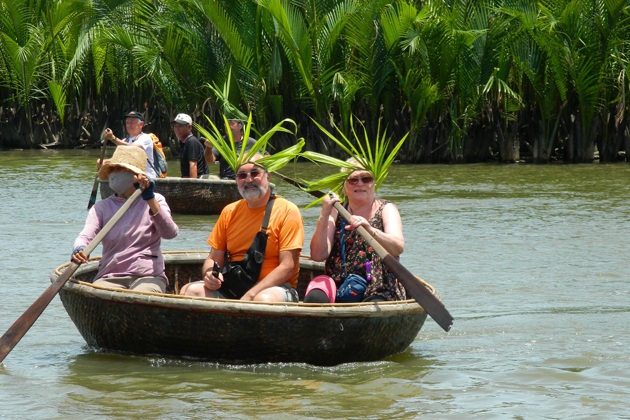 Hoi An Eco Tour, Hoi an Tours, Cozy Vietnam Travel
