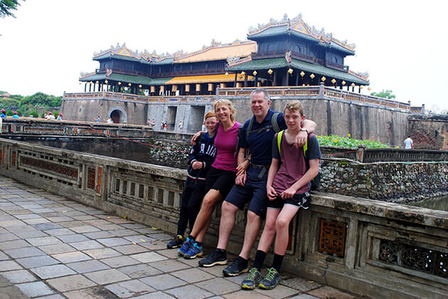 Hue Citadel, Hue City Tours, Cozy Vietnam Package Tours