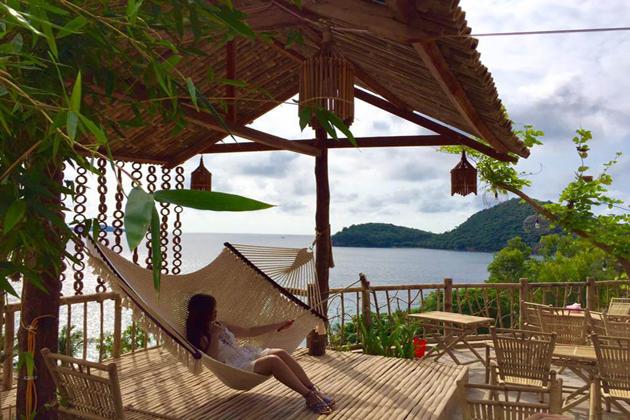 Resort in Nam Du Island, Cozy Vietnam Travel