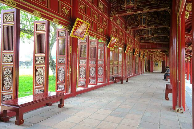Inside Hue, Imperial city, Hue Travel, Cozy Vietnam tour