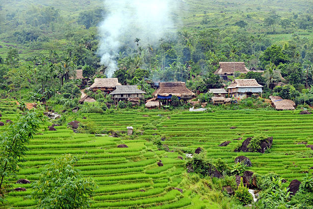 Na Nuong Village, Lai Chau Tours, Cozy Travel