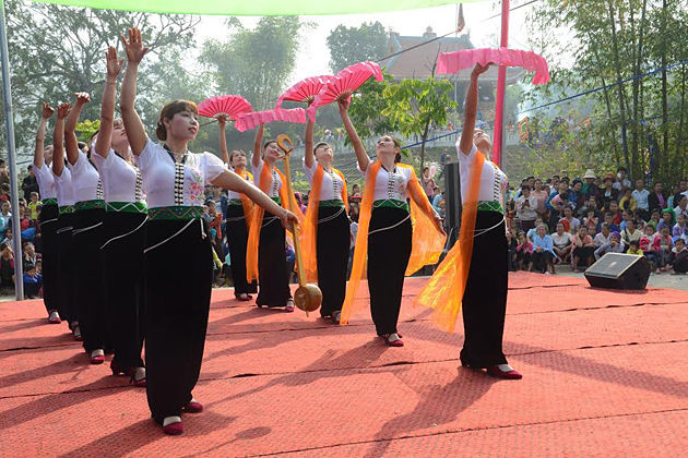 Traditional Festivals, Lai Chau Tours, Cozy Tours