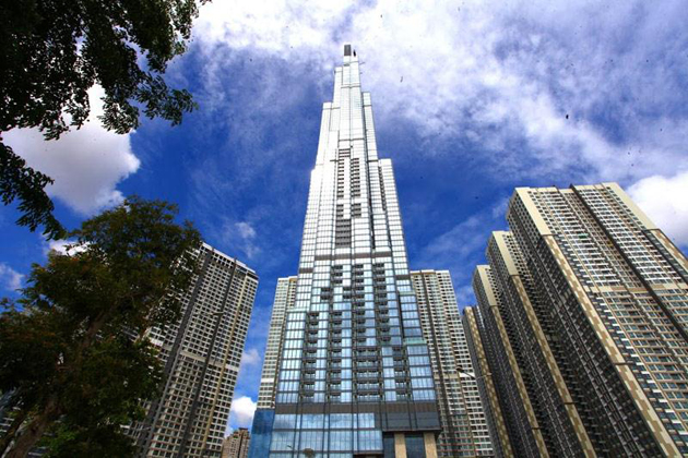 Landmark 81 the Tallest Building in Southeast Asia, Ho Chi Minh, Tours, Cozy Vietnam Travel