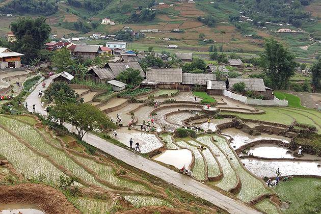 lao-chai-village-vietnam-travel-package,cozy vietnam Travel