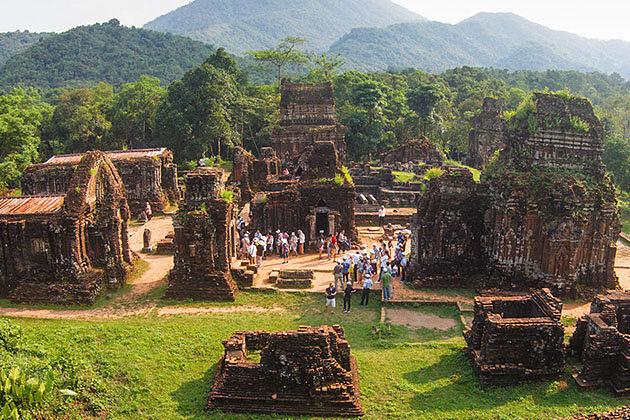 My Son Temple, Cozy Vietnam Travel, Vietnam Tours