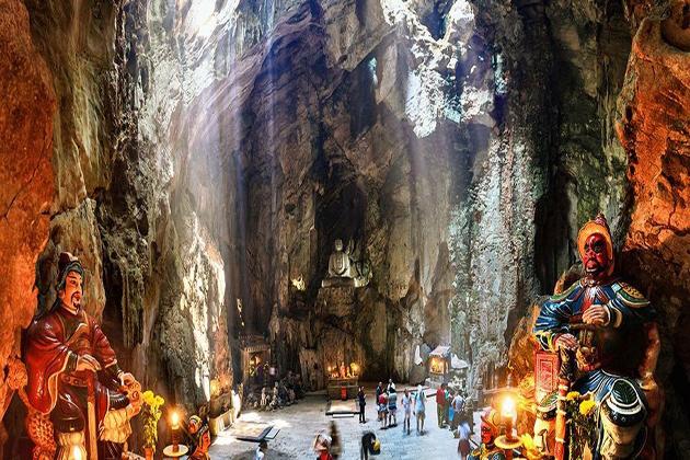 Marble Mountains Da Nang