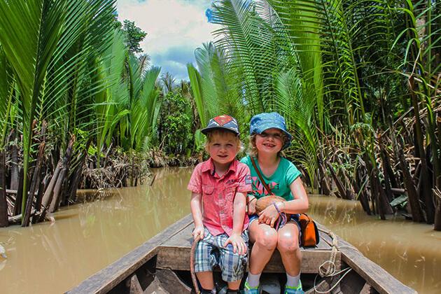 Boat Trip Mekong Delta, Mekong Delta Tours, Vietnam Cozy Travel, Vietnam Tours