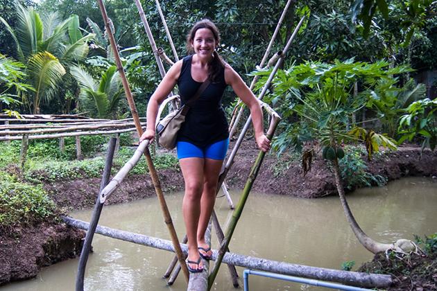 monkey-bridge-in-mekong-delta-mekong-delta-tour-by-bike