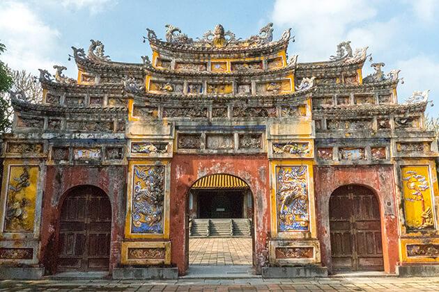 Monument, Hue, Vietnam, Cozy Travel