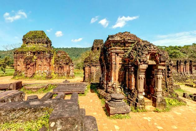 My Son Sanctuary, My Son Temple, Cozy Vietnam Travel