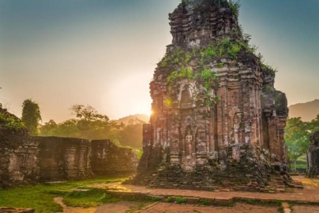 My Son Sanctuary Vietnam, Vietnam Tours, Cozy Vietnam Travel