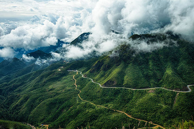 O Quy Ho Mountain Pass, Lai Chau, Tours, Cozy Vietnam Travel
