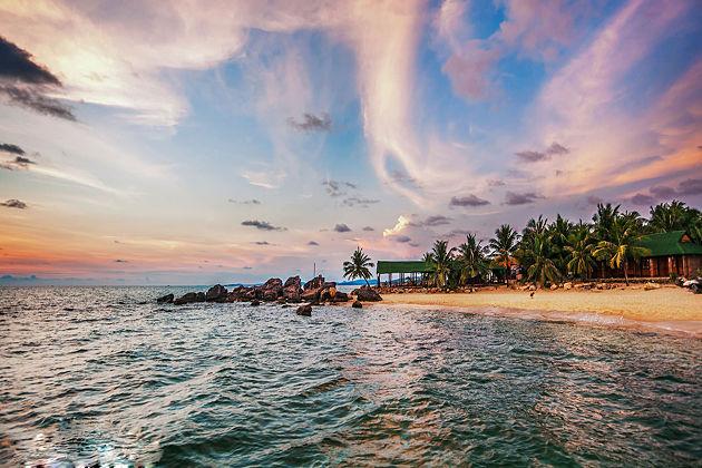 Phu Quoc Island in Kien Giang, Cozy Vietnam Travel