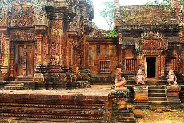Pre Rup Temple in Siem Reap, Cozy Vietnam Travel