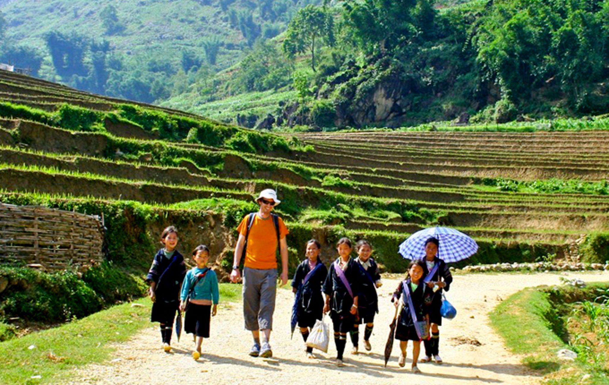 North Vietnam Tour 7 Days, Hanoi – Halong – Sapa