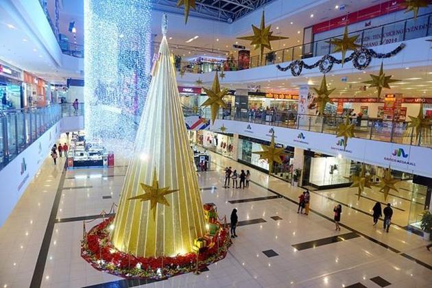 Savico Megamall Shopping in Hanoi, Travel, Hanoi, Travel, Cozy Vietnam Travel