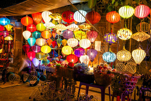 Silver Lanter Shop, Hoian, Travel, Vietnam Cozy Tours