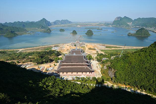 Tam Chuc Pagoda, Hanam Tours, Cozy Vietnam Travel