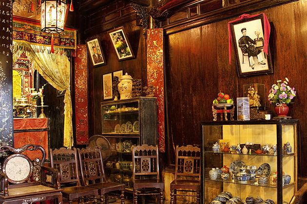 Tan Ky House Hoi An, Hoi An City Tours, Cozy Vietnam Package Tours