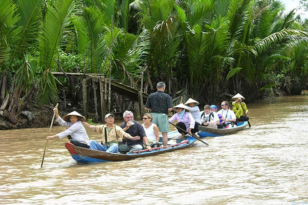 Tan Phong Island Mekong Delta, Cozy Vietnam Travel, Vietnam Local Tours