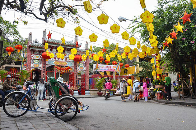 Tet Holiday In Hoi An, Hoi an, Tour, Cozy Vietnam Travel