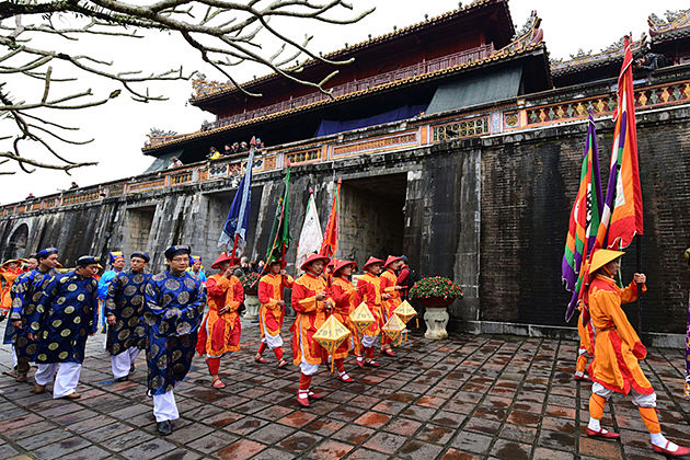 Tet Holiday In Hue, Hue Tour, Vietnam Cozy Travel