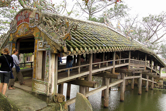Thanh Toan Bridge, Hue City Tours, Hue Tours, Cozy Vietnam Tours