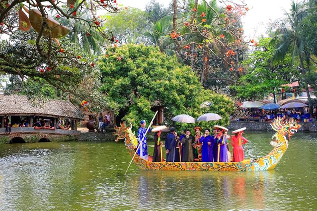 Thay Pagoda, Ha Tay, Vietnam, Cozy Vietnam Travel