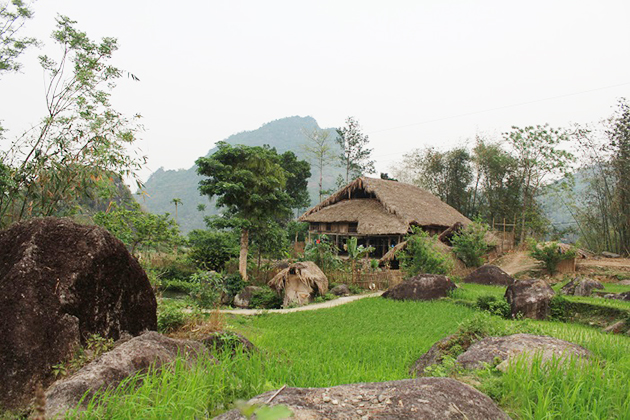Thon Tha Village, Ha Giang Tours, Cozy Vietnam Travel