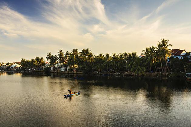 Thu Bon River Boat Trip, Hoi an Tours, Cozy Vietnam Tours