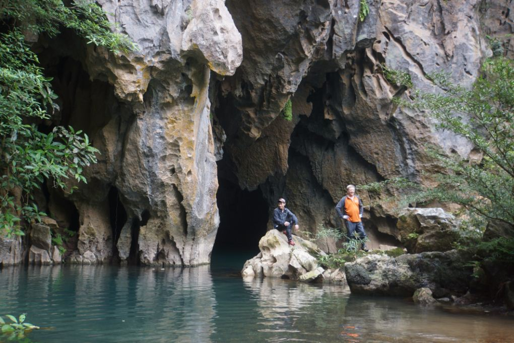 Thuy Cung Cave